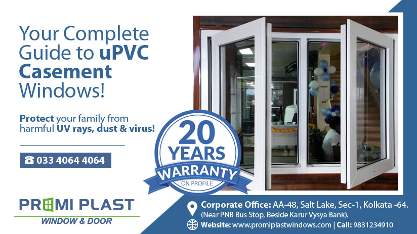 Your complete guide to uPVC casement windows!