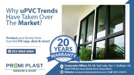 Why uPVC Trends Have Taken Over The Market?
