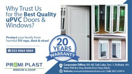 Why Trust Us for the Best Quality uPVC Doors & Windows?