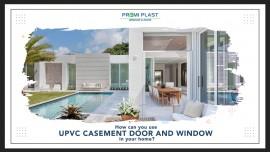 How can you UPVC Casement Door & Window in your home?